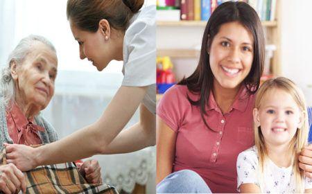 Curso Gratuito de Cuidador de Idoso e Cuidador Infantil Senac 2019