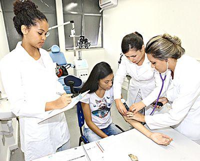 Cursos Gratuitos Técnico em Análises Clínicas e Enfermagem 2019