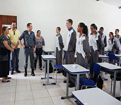 Subsecretaria de Fomento às Escolas Cívico-Militares