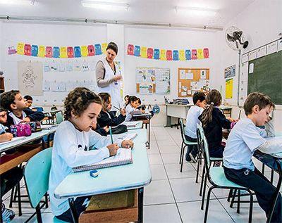 Colégios Particulares com Bolsas de Estudo 2019