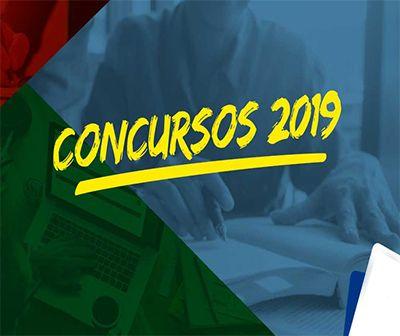 Concursos Públicos Federais 2019