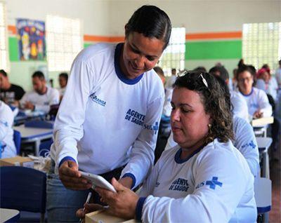 Curso Agente Comunitário de Saúde 2019