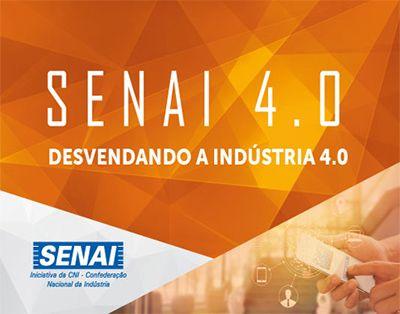 Cursos Gratuitos Indústria 4.0 Senai EaD