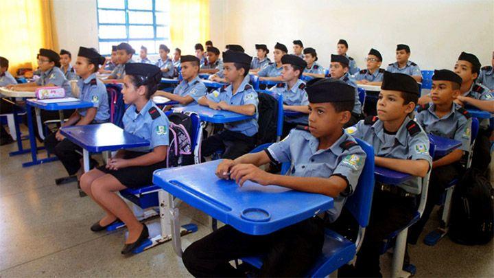 MEC pretende ampliar as Escolas Cívico-Militares em todo o País