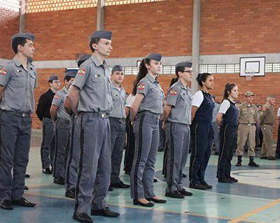 Matrícula USP Colégios Militares