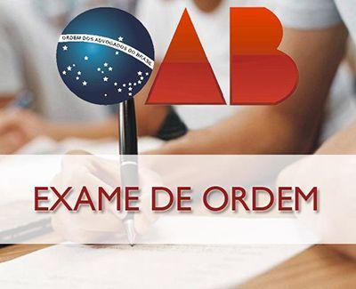 Prova da OAB 2019