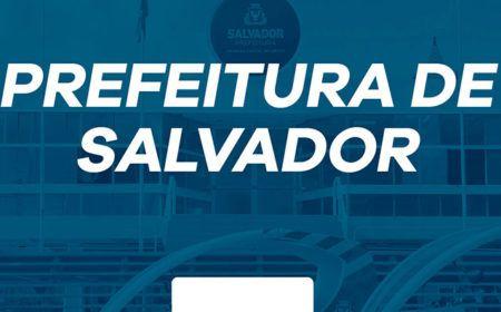 Concurso Prefeitura de Salvador 2019