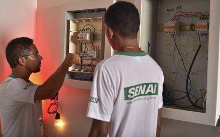 Curso Básico de Eletricidade e Eletricista Instalador Senai 2019 – Inscrições