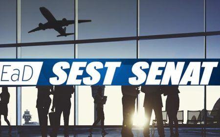 Curso Gratuito Setor Aéreo Sest Senat 2019 – Certificação Internacional!