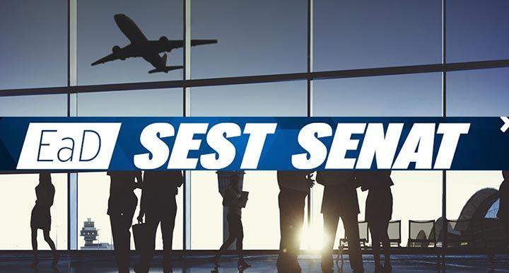 Curso Gratuito Setor Aéreo Sest Senat 2019