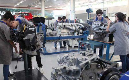 Cursos Técnicos de Manutenção Automotiva e Eletromecânica Senai 2019