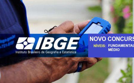 Apostila IBGE PDF 2020 Recenseador – Baixe a Apostila e comece sua preparação!