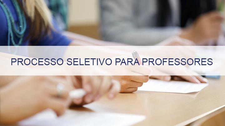 Concurso para Professor na Paraíba 2019