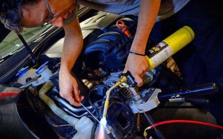 Cursos do Senai de Mecânico de Ar Condicionado Automotivo, Eletricista Residencial e muito mais!