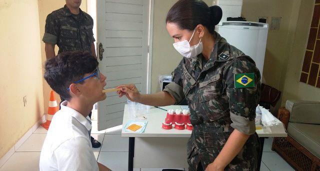 Concurso Exército na área da Saúde 2019