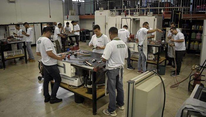 Senai oferece mais de 5,8 mil vagas em Cursos Técnicos