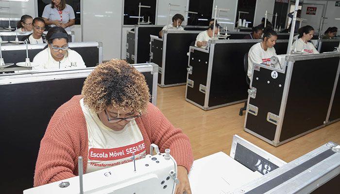 Sesi confirma 800 mil vagas em Cursos Gratuitos Profissionalizantes