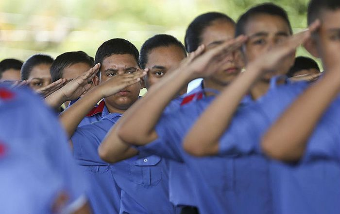 Escola cívico-militar 2020