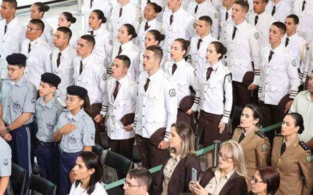 Modelo de Escola Cívico-Militar – Municípios e Estados estão aderindo! Saiba mais!