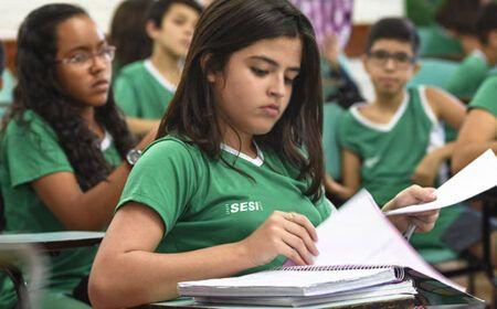 Sesi Educação 2020 – Mais de 1,3 mil vagas gratuitas para Ensino Médio com Técnico!