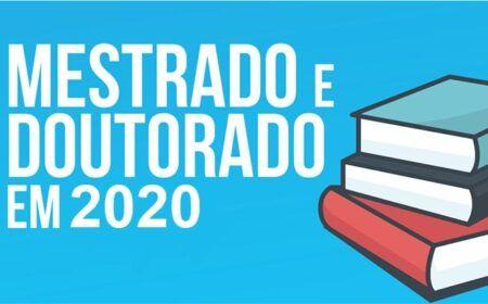 Cursos Gratuitos de Mestrado e Doutorado em 2020