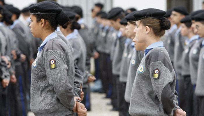 Escolas Cívico-Militares em 2020