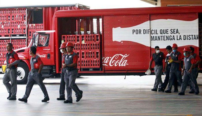 Vagas de Emprego Temporárias Coca-Cola