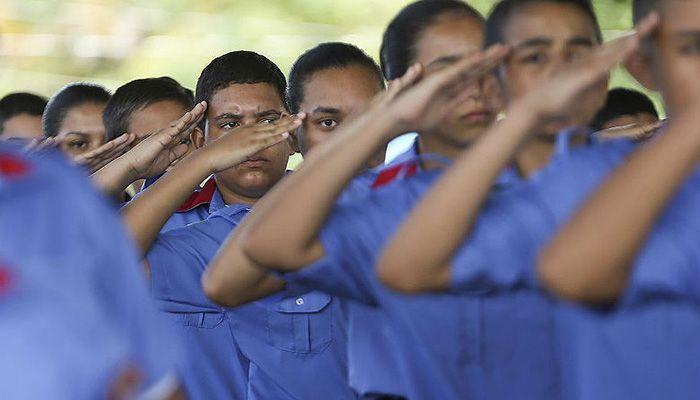 Escolas selecionadas para o Programa Cívico-Militar 2020