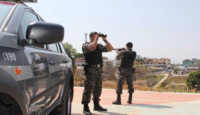 Concurso Polícia Militar MG 2020