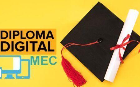 Diploma Digital – Certificação do MEC em forma Digital