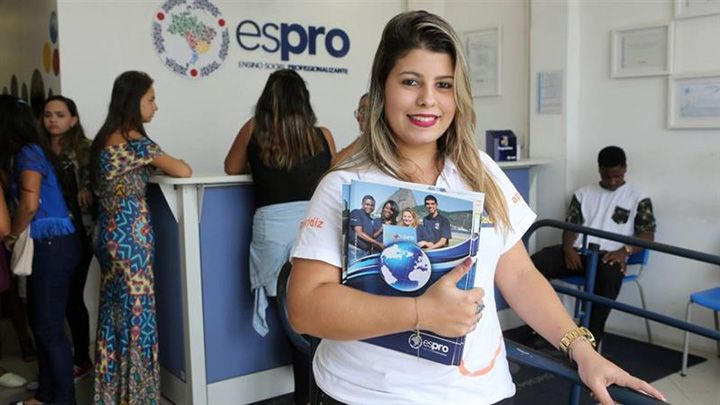 Inscrições Jovem Aprendiz Espro 2020