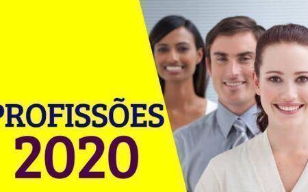 Profissões em alta em 2020 – Site especializado divulga 15 melhores cargos!
