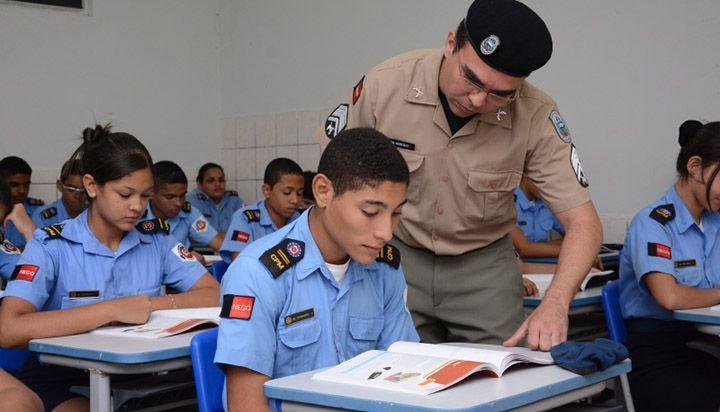 Como vão funcionar as Escolas Cívico-Militares em 2020?