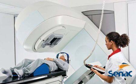 Cursos Gratuito do Senac de Técnico em Radioterapia e Análises Clínicas 2020