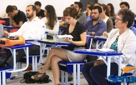 Cursos Técnicos Gratuitos de Finanças e Administração Senac 2020