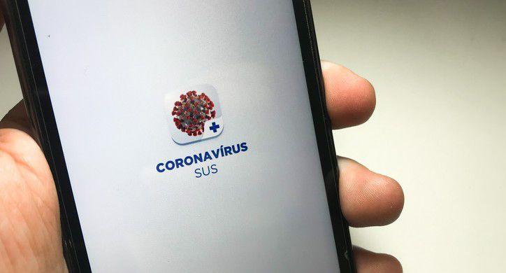 Aplicativo Coronavírus SUS