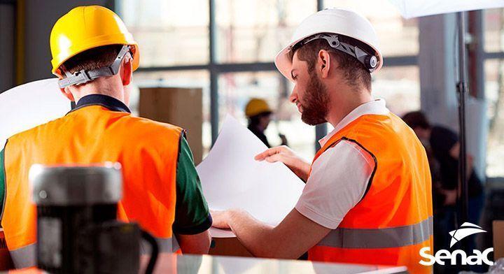 Cursos Gratuitos de Segurança do Trabalho e Logística Senac