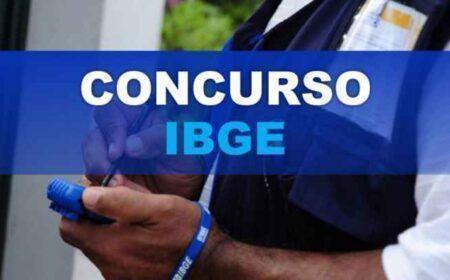 Edital Concurso do IBGE 2020: divulgadas mais de 208 mil vagas para todos os municípios do Brasil!