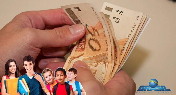 Governo anuncia auxilio de R$ 55 para Alunos durante Quarentena