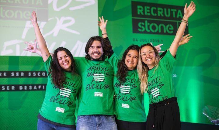 Trabalhe Conosco Stone 2020