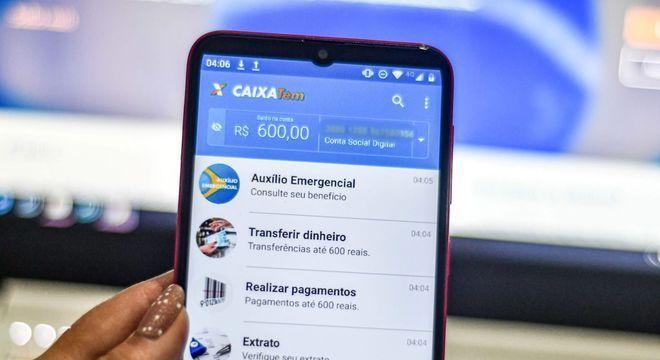 Caixa Oferece dois Aplicativos para o Auxílio Emergencial