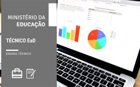 Cursos EaD de Técnico em Administração e Contabilidade MEC – Vagas TOTALMENTE gratuitas!