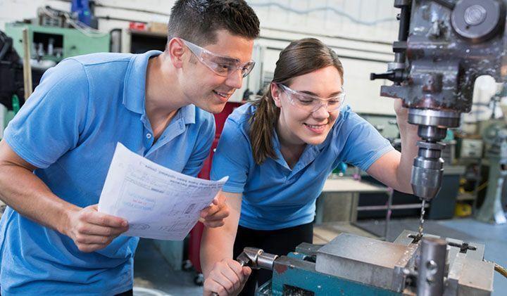 Cursos Técnicos Gratuitos de Mecânica e Eletrônica 2020