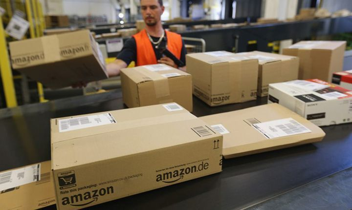 Trabalhe Conosco Amazon 2020