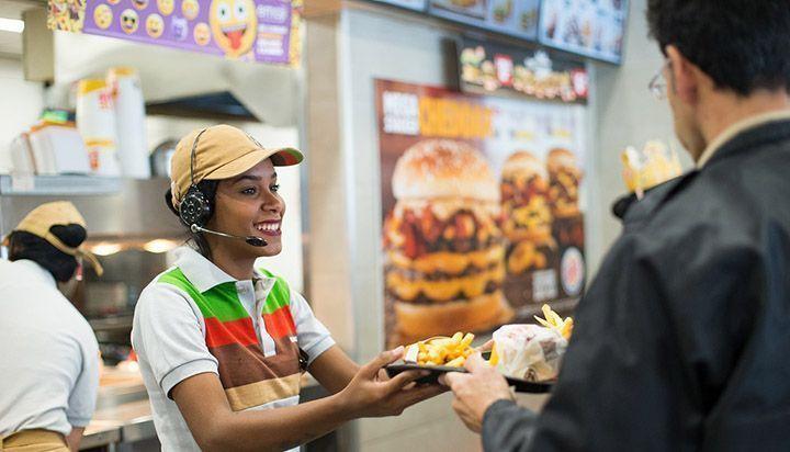 Trabalhe Conosco Burger King 2020
