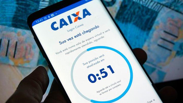 Caixa afirma que vai fazer Conta Digital para todos os beneficiários do Auxílio Emergencial
