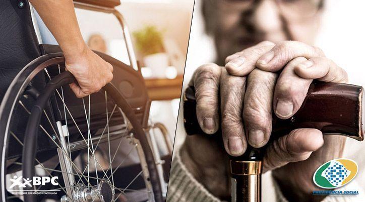 Deficientes e Idosos que solicitaram BPC podem obter Auxílio de R$ 600