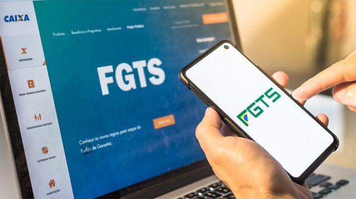 Governo Federal confirma FGTS