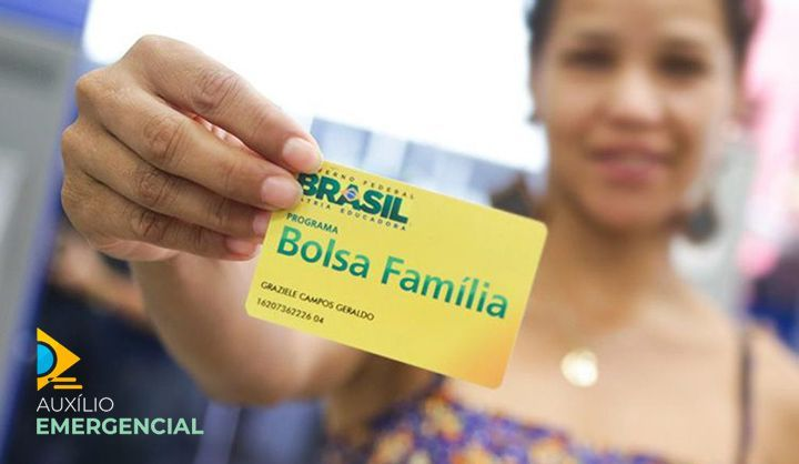 Inscritos no Bolsa Família são excluídos e perdem direito ao Auxílio Emergencial