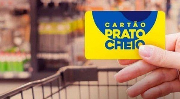 Solicitar Cartão Prato Cheio